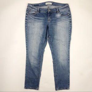 Torrid | Curvy Skinny Jeans